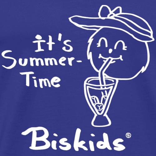 Lisa Jane Biskids Club white BG 27092017 4 - Männer Premium T-Shirt