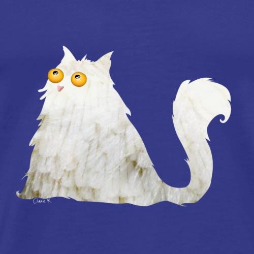Chat patapouf - T-shirt Premium Homme