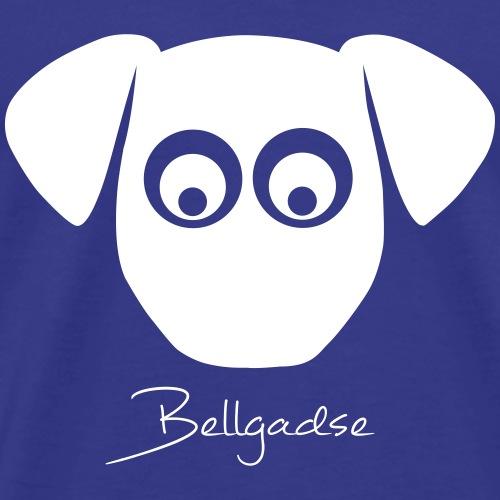 Bellgadse (heller Print) - Männer Premium T-Shirt