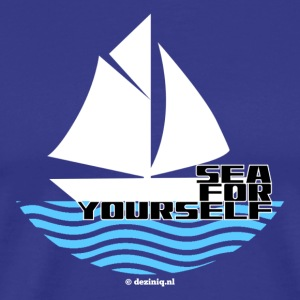 Sea For Yourself - Mannen Premium T-shirt