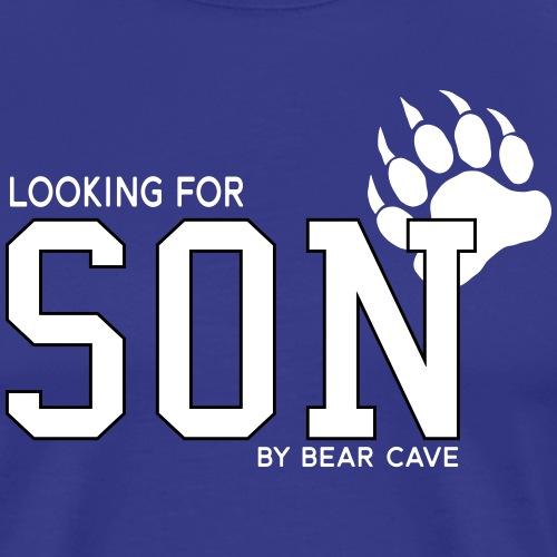 Looking for Son - Mannen Premium T-shirt