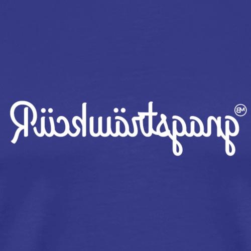 Rückwärtsgang - Männer Premium T-Shirt