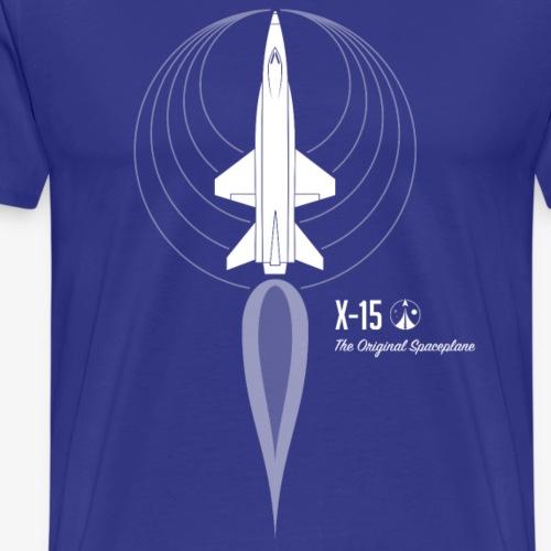X-15 - The Original Spaceplane - Men's Premium T-Shirt