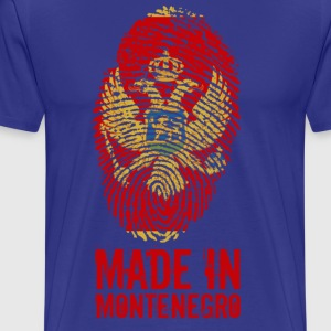 Made in Montenegro / Made in Montenegro - T-shirt Premium Homme