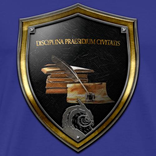 Scholae Rabenstein nackig - Männer Premium T-Shirt