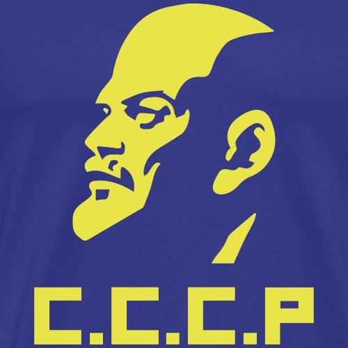 C.C.C.P Lénine - T-shirt Premium Homme