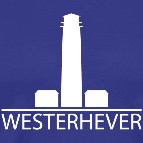 Westerhever - Männer Premium T-Shirt