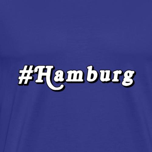 #Hamburg - Männer Premium T-Shirt