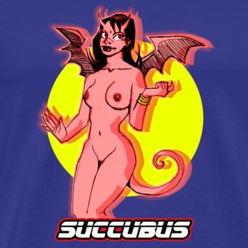 Succubus - Camiseta premium hombre