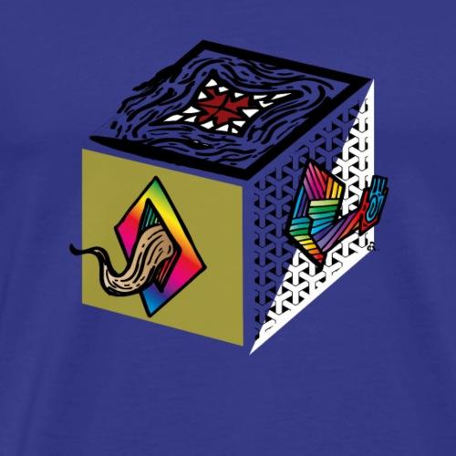 El CUBE - T-shirt Premium Homme