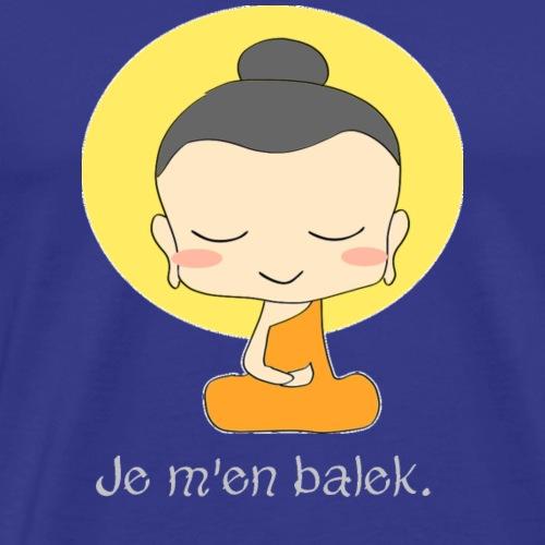 Je m'en balek - T-shirt Premium Homme