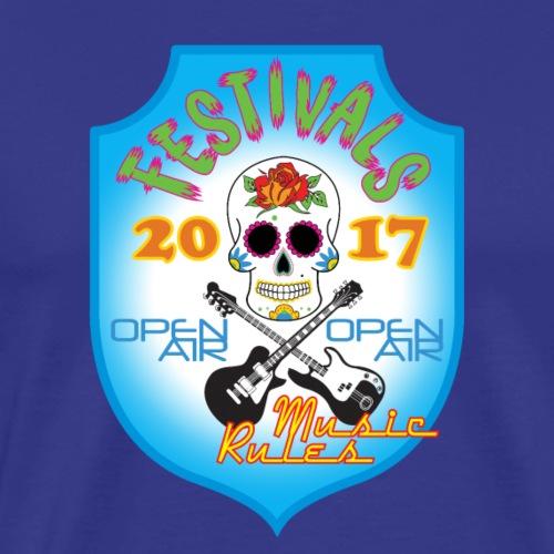 Festivals 2017 - T-shirt Premium Homme
