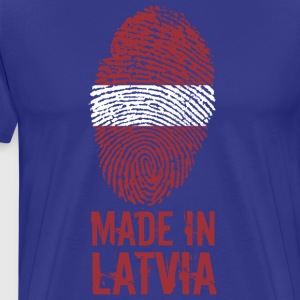 Made in Latvia / Made in Latvia Latvija - Men's Premium T-Shirt