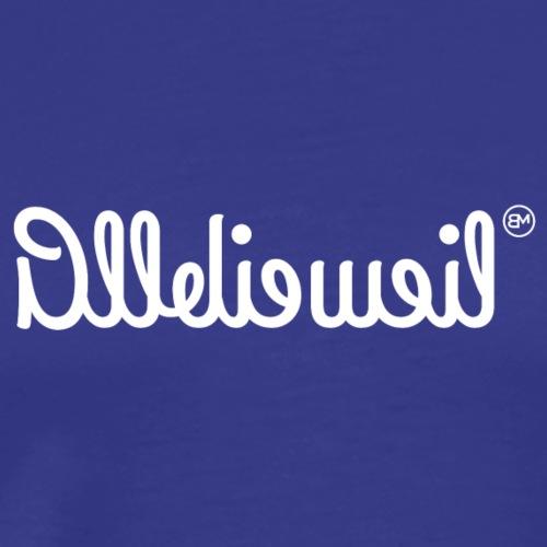 Alldieweil - Männer Premium T-Shirt
