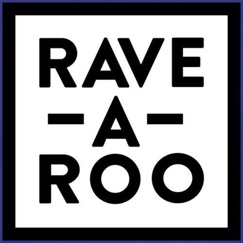 Rave-A-Roo Classic Logo - Men's Premium T-Shirt