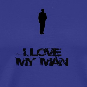 Love message - Men's Premium T-Shirt