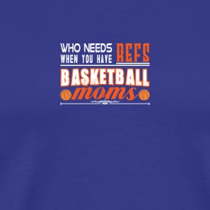 basketaball - Premium-T-shirt herr