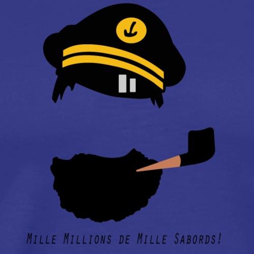 P'tit Belge #2 - T-shirt Premium Homme