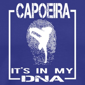 CAPOEIRA it's in my DNA - Men's Premium T-Shirt