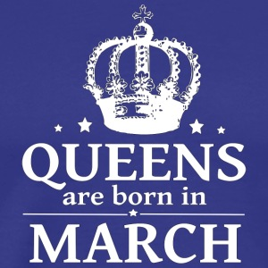 March Queen - Men's Premium T-Shirt