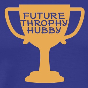 JGA / Bachelor: Future Throphy Hubby - T-shirt Premium Homme