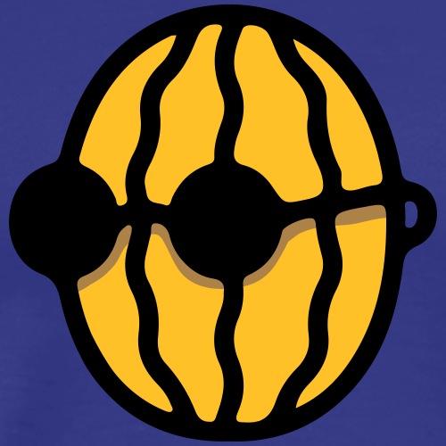 Yellow Pastèque - T-shirt Premium Homme