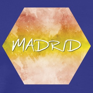 Madrid - Premium-T-shirt herr