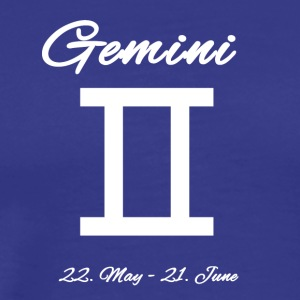 Twins Gemini - Men's Premium T-Shirt