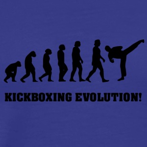 Karate evolution - Men's Premium T-Shirt