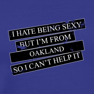 Motive for cities and countries - OAKLAND - Men's Premium T-Shirt