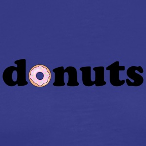 donuts - Men's Premium T-Shirt