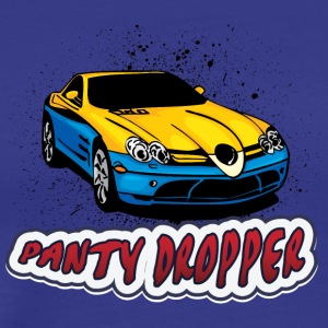Coolest PANTY DROPPER - Men's Premium T-Shirt