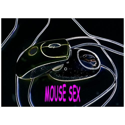 MOUSE SEX - Maglietta Premium da uomo