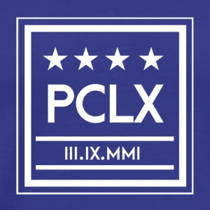 PCLX | White - Männer Premium T-Shirt
