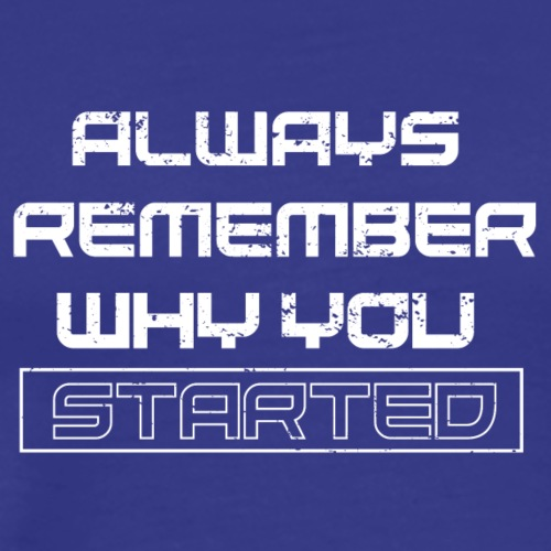 Always Remember 2k17 - Männer Premium T-Shirt