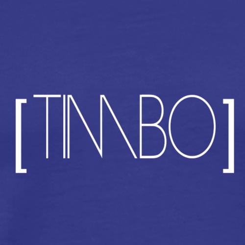 timbo white - Männer Premium T-Shirt
