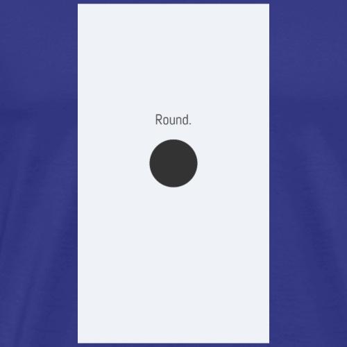 Kreis Symbol - Männer Premium T-Shirt