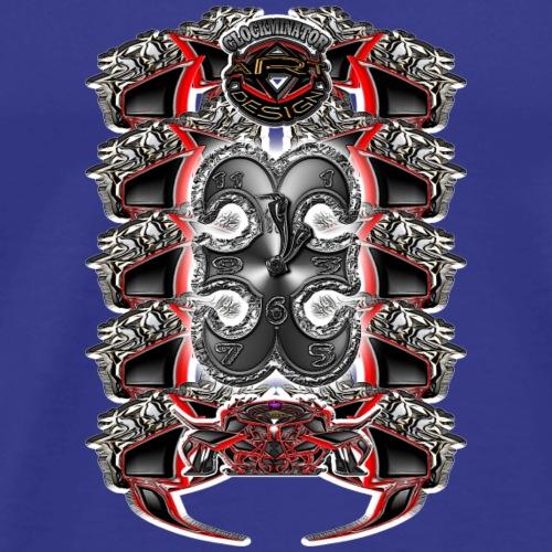 1 15 - Männer Premium T-Shirt
