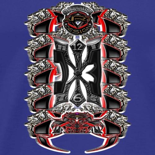 1 1 - Männer Premium T-Shirt