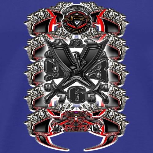 1 25 - Männer Premium T-Shirt