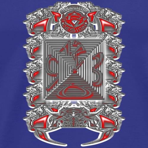 1 38 - Männer Premium T-Shirt