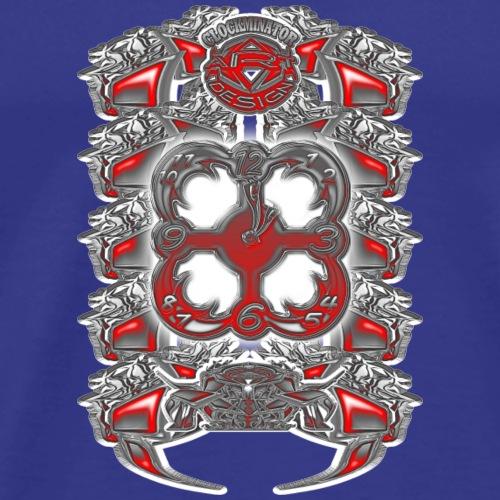 1 36 - Männer Premium T-Shirt