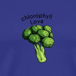 chlorophyll Love - Männer Premium T-Shirt