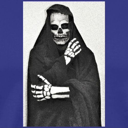 Isle of shy Death - Männer Premium T-Shirt