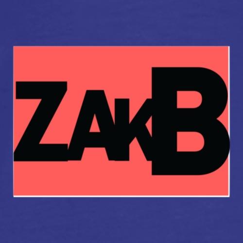 (LIMITED Eddition) Zak B Signiture | Zak B - Men's Premium T-Shirt