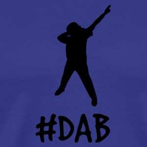 #DAB dance classic - Men's Premium T-Shirt