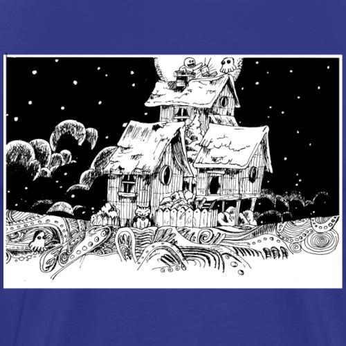maison fantome - T-shirt Premium Homme