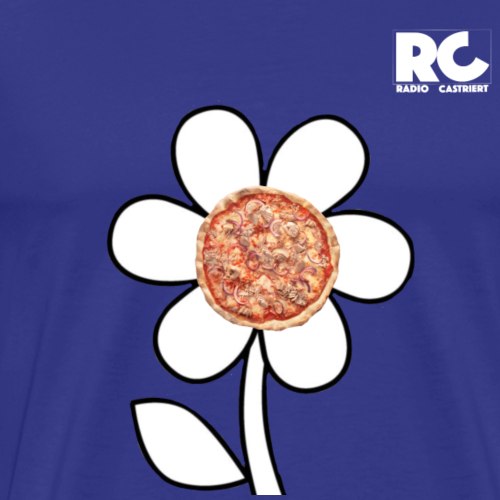 Pizzaflower Edition - Männer Premium T-Shirt