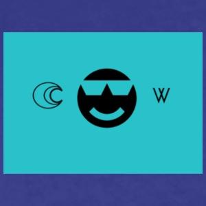 C-wag - Maglietta Premium da uomo
