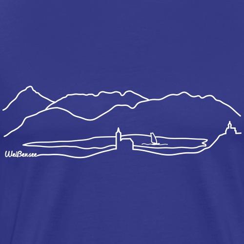 Weissensee - Männer Premium T-Shirt